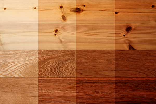 無垢フローリングの色はどう変わる?素材ごとに紹介